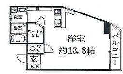 K's Court夙川[306号室]の間取り