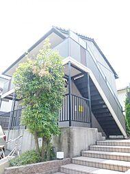 愛知県名古屋市千種区希望ケ丘1丁目の賃貸アパートの外観