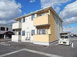 三重県鈴鹿市寺家町の賃貸アパートの外観