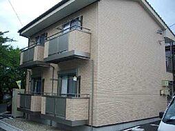 愛知県岩倉市大市場町郷前の賃貸アパートの外観