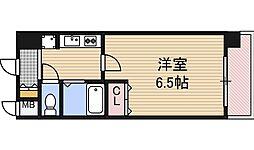 ラナップスクエア野田[6階]の間取り
