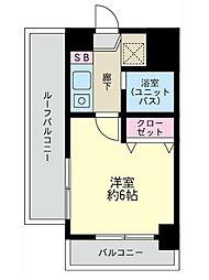 クリオ湘南台壱番館[4階]の間取り