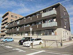 クレセント中仙道5[2階]の外観