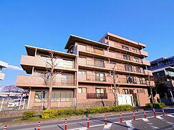 宇田川ハイツ弐番館[4階]の外観