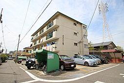 愛知県名古屋市守山区新城の賃貸マンションの外観