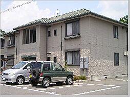 京都府城陽市寺田正道の賃貸アパートの外観
