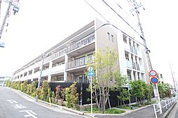 プラウド昭和楽園町テラス[2階]の外観