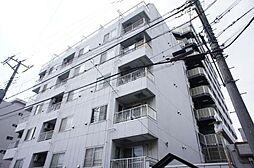 千葉県船橋市西船1丁目の賃貸マンションの外観