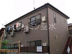 兵庫県神戸市垂水区泉が丘3丁目の賃貸アパートの外観