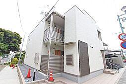 埼玉県川口市桜町5丁目の賃貸アパートの外観