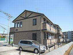 神奈川県横浜市神奈川区片倉3丁目の賃貸アパートの外観