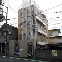ドルフィン三ッ沢上町[3階]の外観