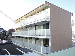 福岡県北九州市戸畑区牧山2丁目の賃貸マンションの外観