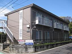 グレースハイム[2階]の外観