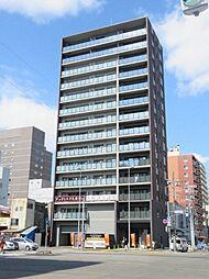 デュオヒルズ札幌Mid[5階]の外観