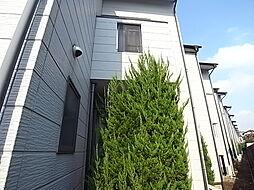 東初石アイビーハイツ[2階]の外観