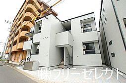 福岡県福岡市西区周船寺3丁目の賃貸アパートの間取り