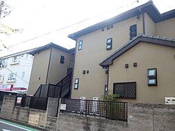 兵庫県西宮市久出ヶ谷町の賃貸アパートの外観