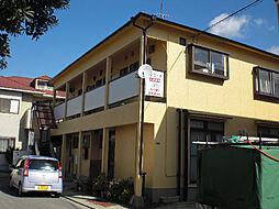 愛媛県松山市和泉南4丁目の賃貸アパートの外観