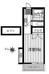 ライフステージ1[1階]の間取り