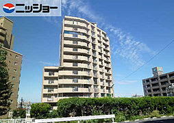 茶屋ヶ坂パークマンション[6階]の外観