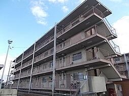 ビレッジハウス師勝[2号棟203号室]の外観