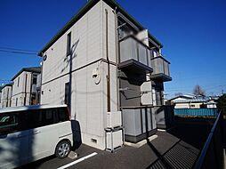 パルコートD[2階]の外観
