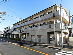 大阪府茨木市白川2丁目の賃貸マンションの外観