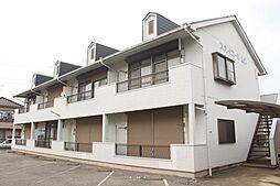 埼玉県北葛飾郡杉戸町杉戸5丁目の賃貸アパートの外観