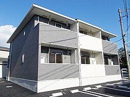 神奈川県茅ヶ崎市本村4丁目の賃貸アパートの外観