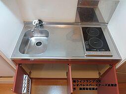 レオパレス神野のキッチン