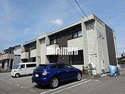 エレガンスハイツ朝菊[2階]の外観