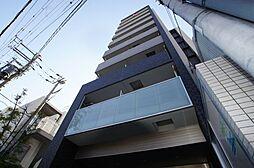 エスカーサ大阪阿倍野パークビュー[6階]の外観