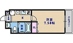 FDS Felice KOHAMA[8階]の間取り