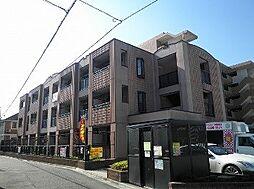 東京都西東京市富士町4丁目の賃貸マンションの外観
