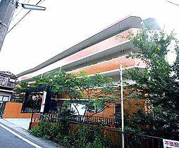 滋賀県大津市藤尾奥町の賃貸マンションの外観
