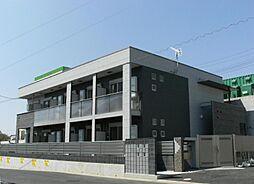 埼玉県川口市戸塚南1丁目の賃貸アパートの外観