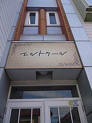 北海道札幌市白石区平和通8丁目南の賃貸アパートの外観