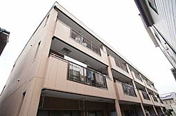 埼玉県川口市榛松3丁目の賃貸マンションの外観