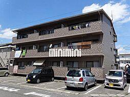 昭和マンション[3階]の外観