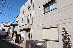 神奈川県川崎市高津区下野毛2丁目の賃貸アパートの外観
