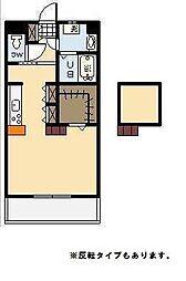 (新築)大工3丁目マンション[1階]の間取り