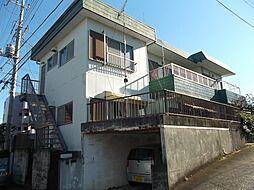 岡田アパート[201号室]の外観