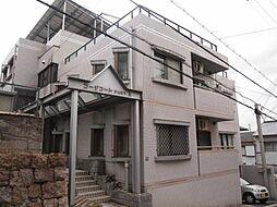 兵庫県神戸市中央区籠池通3丁目の賃貸マンションの外観
