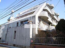宮町マンションファラオ[4階]の外観