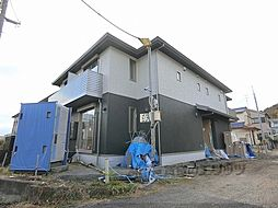京福電気鉄道北野線 北野白梅町駅 徒歩14分の賃貸アパート