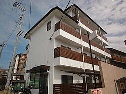 リバティハイツ[1階]の外観