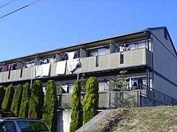 グリーンヒル日根野[2階]の外観