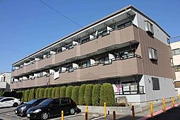 愛知県名古屋市天白区植田南3丁目の賃貸マンションの外観