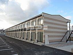 レオパレスルシェルブル金岡[1階]の外観